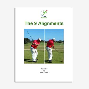 9 alignments push golf